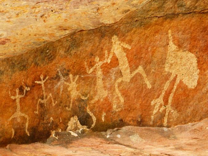 Mulgowan Cave Art