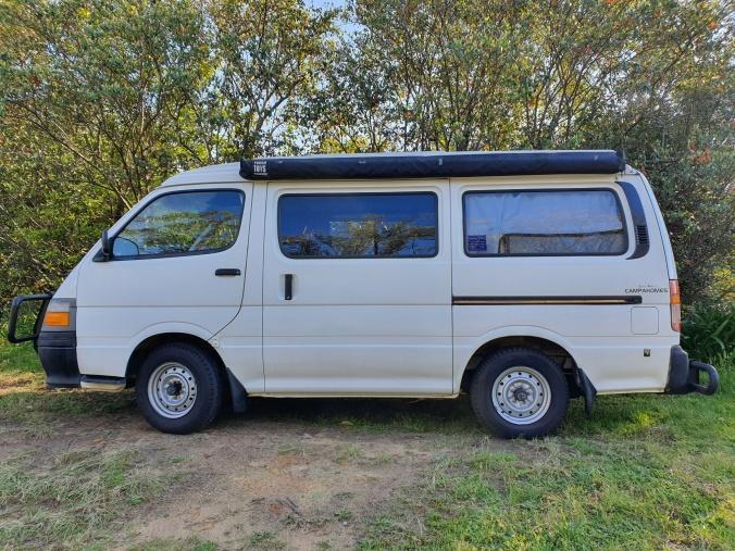 Van - Left Side